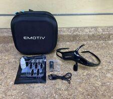 Emotiv Insight Brainwear 5 Channel Wireless EEG Headset Brain Computer Interface