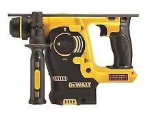 DEWALT 18v XR Lithium-ion SDS Plus Rotary Hammer Drill 2 X 4ah Batteries
