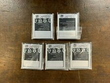 New listing High-Capacity Replacement 2100mAh Battery For Samsung Galaxy S3 *Lot of 5*