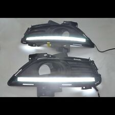 Ford Fusion Mondeo 2013~2015 Daytime Running Light DRL LED Day Lights