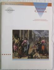 The Vocal Library Sacred Classics Low Voice w/Cd