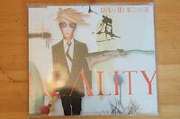 David Bowie Reality ISO Columbia 11 Track Promo Single Album CD SAMPCD13278