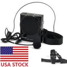 10W Aker MR1506 Portable Loud Voice Booster Amplifier AMP Speaker for Coachers