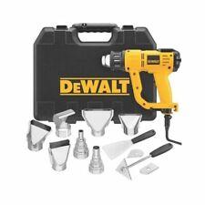 DEWALT D26414k-xe Heat Gun 2000w Hd- LCD Display