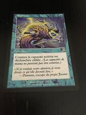 MTG MAGIC FLEAU/SCOURGE STIFLE (FRENCH ASPHYXIE) NM