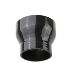 """3Ply 5"""" To 4.5'' inch Straight Reducer Silicone Hose Coupler Pipe 76.2mm Length"""