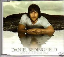 (439G) Daniel Bedingfield, Nothing Hurts Like...- DJ CD