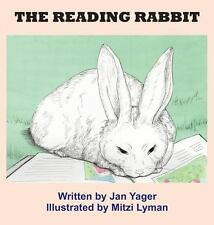 The Reading Rabbit by Jan Yager (2014, Hardcover)