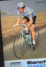 MAURIZIO VIOTTO cyclisme Signée BIANCHI PIAGGIO 83 autographe cycling ciclismo
