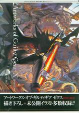Guilty Gear X Art Book ArtBook Artworks of Guilty Gear X 2000 - 2004 Sammy 160p