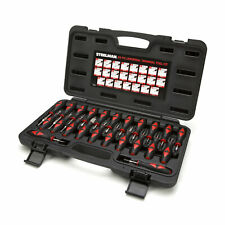 Steelman 95839 Connector Release Electrical Terminal Block Removal Tool Kit Set