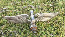 BENTLEY W.O. HORIZONTAL WINGED B MOTOR CAR MASCOT HOOD ORNAMENT AEL 1920sSUPERB!