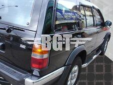 """BGT 1997-2003 QX4 3"""" ROUND SIDE STEP NERF BAR RUNNING BOARD S/S"""