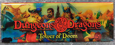Dungeons & Dragons Arcade Game Marquee Fridge Magnet