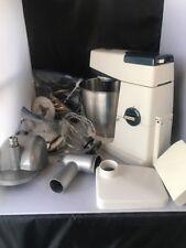 Vintage Kenwood A702 5-Quart Chef Kitchen Machine Mixer from Uk w/Accessories