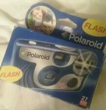 Polaroid Fun Shooter Flash 400 ASA/ISO 27 Disposable Camera in Sealed Box