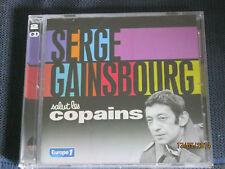 Salut Les Copains,Serge Gainsbourg  38 Chansons 2 Cd's Neuf et scellé