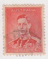 (JJ-865) 1937 AU 2d RED KGVI (DI)