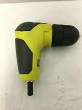 Ryobi Right Angle Drill Attachment 12 In To 38 In A10raa1 N