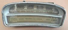 Fiat 1100 H Special D Instrumentation IN Miles U.S.A.Veglia Borletti