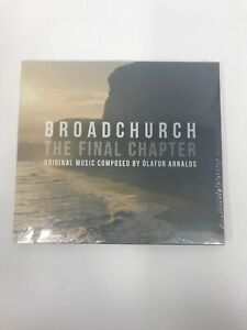 Broadchurch - The Final Chapter - CD - The Original TV Soundtrack - NEW & SEALED