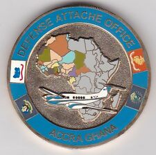 United States of America Defense Attache Office ACCRA Ghana Challenge Coin