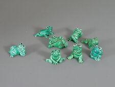 HPF: Happy Frogs 1986-SET COMPLETO