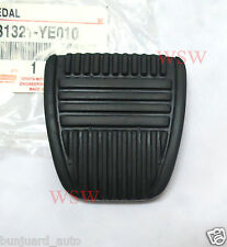 Black Clutch Brake braking Pedal Pad Rubber replacement for Car Pickup Toyota