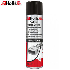 Holts Electrical Contact Cleaner Spray Switch Relay Circuit Dirt Remover 500ml