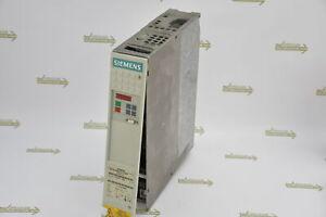 Siemens Simovert VC Frequenzumrichter /AC Drive 6SE7021-1CA60-Z