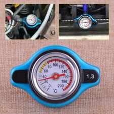 Universal Kühlerdeckel 1.3 Bar Thermo Kühlerverschluss mit Temperatur Anzeiger