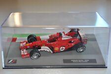 1/43 Ferrari F2004 - Rubens Barrichello