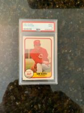 1981 Fleer Baseball #200 TOM SEAVER..........PSA 9 MINT!
