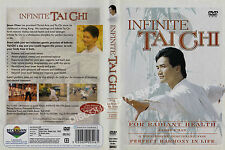 Infinite T'ai Chi (DVD, 2002) For Radiant Health with Jason Chan. New item