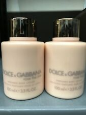 DOLCE & GABBANA Rose The One Perfumed Body Lotion 6.7 Oz