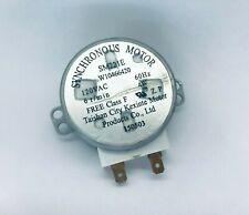 Genuine Whirlpool W10466420 Microwave Turntable Motor WPW10466420