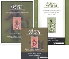 Susan Bauer - Story of the World 3 Early Modern Times Set of 3 - Cds, Act, Tests