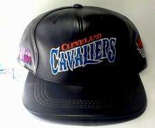 Vintage Cleveland Cavaliers Leather Hat. Brand New. 1/2 Off Retail