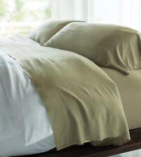 NEW Cariloha Resort Bamboo Bed Sheets - King Size - Caribbean Mint