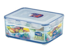 Lock & Lock Clip Lid Rectangular Food Storage Container 5.5L HPL836