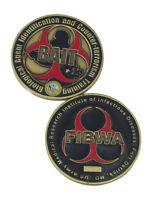FIBWA BAIT Course Challenge Coin
