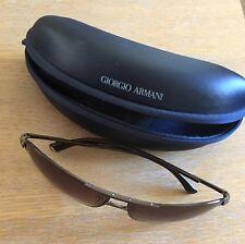 Giorgio Armani Sunglasses with original case