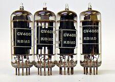 6CH6 CV4055 Brimar British NOS Tube (sim EL84 ) Matched Quads