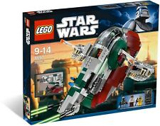 *BRAND NEW* LEGO Star Wars Slave I Set 8097 *Box is lightly dented*