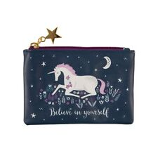 Sass & Belle Starlight Unicorn Coin Purse Wallet Magical Fantasy Gift