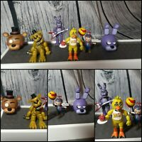 """Funko Five Nights at Freddy's Collectible 2"""" Mini  Lot  Figures"""