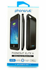 Phonesuit Elite 6 Battery Case For Iphone 6 Plus - Iphone 6 Plus - Metallic