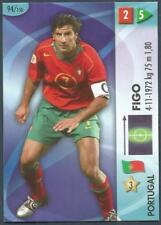 PANINI FIFA WORLD CUP-GOAAL 2006- #094-PORTUGAL-FIGO