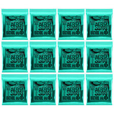 Ernie Ball 2626 Nickel Not Even Slinky Electric Guitar Strings 12-56 12 Sets