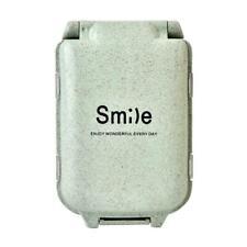 Mini Pill Case Medicine Box 8 Grids Travel Home Pill Storage Container  #gib